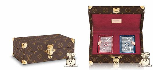 Coffret Jeu cartes Louis Vuitton: M40289