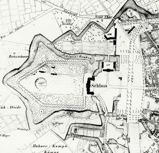 Stadtplan von 1839 - 6222.284.15
