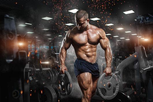 Trainingsschema trainingsschema's workout workoutschema spierkracht ontwikkelen opbouwen splitschema