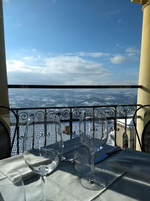 La Terazza - San Marino - Dante Harker