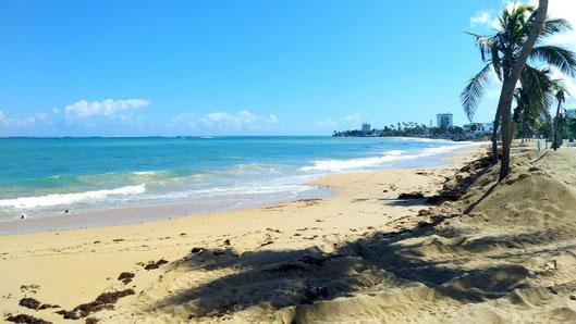 Beaches of San Juan Puerto Rico - Dante Harker