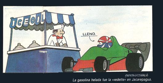 Muneta & Cerracín en Autopista en 1984