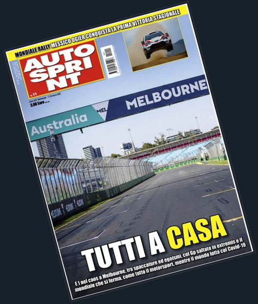 Autosprint: ...TUTTI A CASA !!!
