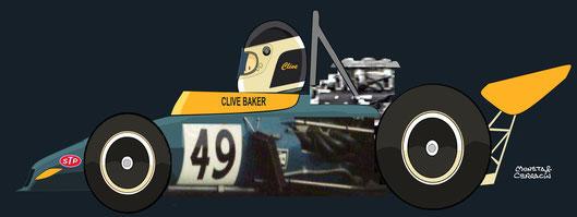 Clive Baker by Muneta & Cerracín