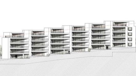 Holzbau WPC - Priora Neubau