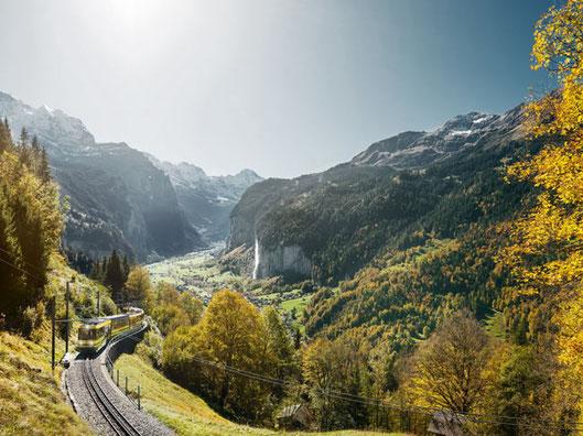 Bild: Jungfrau Region ©Jungfraubahnen