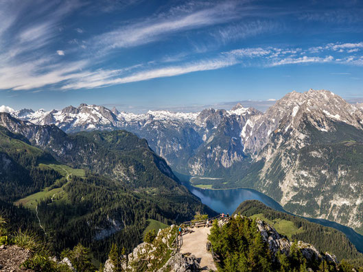 © Berchtesgadener Bergbahn AG / Fotomagie Berchtesgaden Marika Hildebrandt