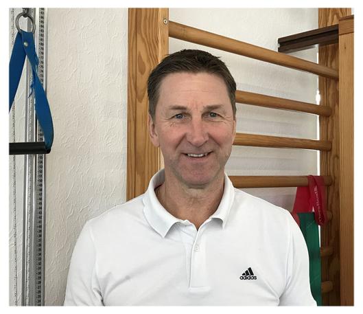 Physiotherapeut Wolfgang Gruber Stellenanzeige wir suchen Vollzeit Teilzeit