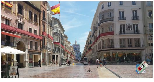 Centro de Málaga
