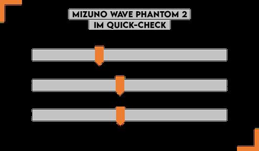 Die Mizuno Wave Phantom 2 Handballschuhe im Test