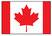 カナダの国旗イラスト