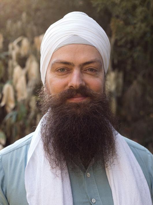 Atma Singh - Leiter der Karam Kriya Ausbildung der Kriya Schule Göttingen