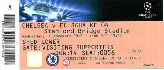 Chelsea 06.11.2013