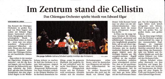 Oberbayerisches Volksblatt, 25.11.2015