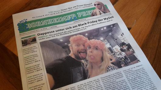 Zeitung Bornheim