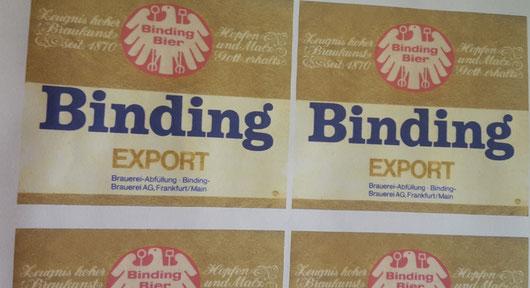 Bier Binding