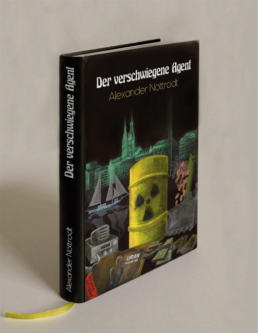 Buch - Der verschwiegene Agent