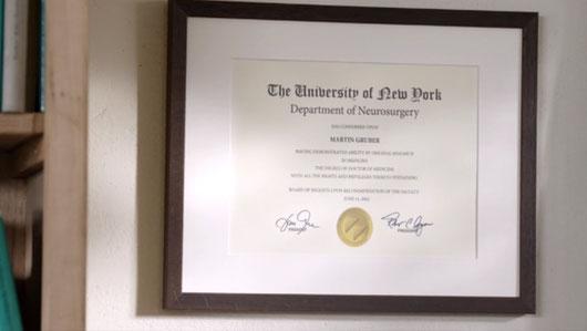 NY Diplom