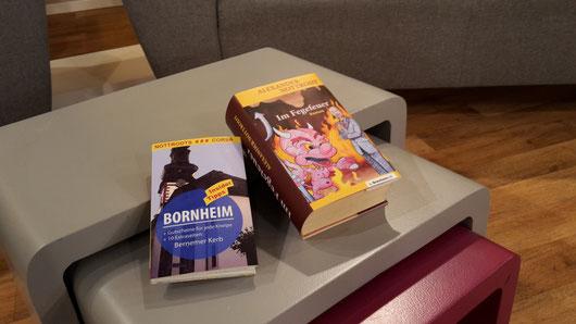 Bornheim Führer und mein erster Roman