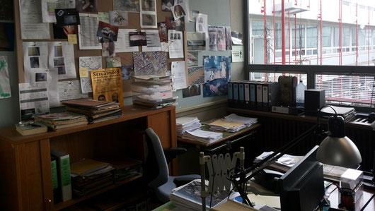 Tatort Büro