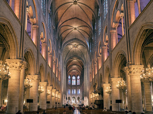 Pedro Szekely - 'Notre Dame Cathedral' - flickr (cc) 2018-04-28