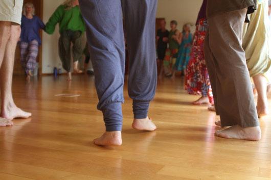 Biodanza - Wir tanzen barfuß