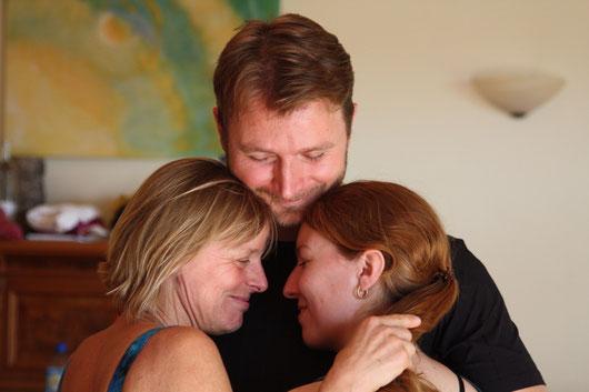 Biodanza - achtsamer und liebevoller Kontakt