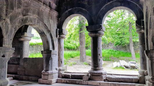 Kloster Sanahin in Armenien, UNESCO Weltkulturerbe