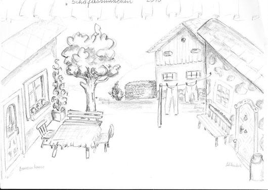 Entwurf von Elisabeth Kohl