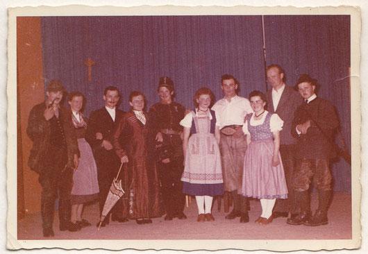 """1958 """"Der Wilderer vom Hochwald"""""""
