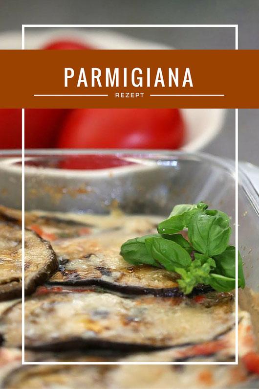 Parmigiana di Melanzani - ein Rezept aus Italien