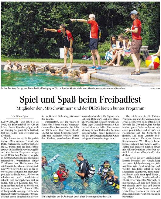 Quelle: Schwäbische Zeitung, 13.07.2015