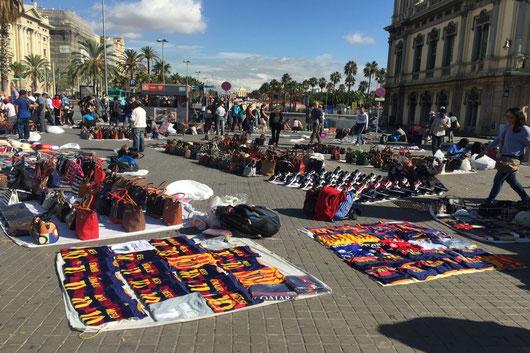 Detectives Valencia contra las falsificaciones
