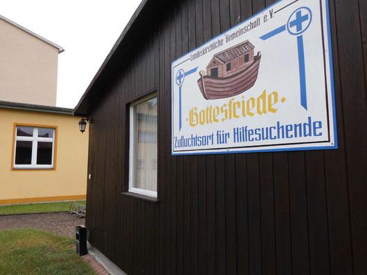 """Arche """"Gottesfriede"""" in Neuruppin."""