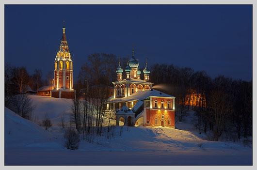 Экскурсия в Романов-Борисоглебск. Казанская церковь