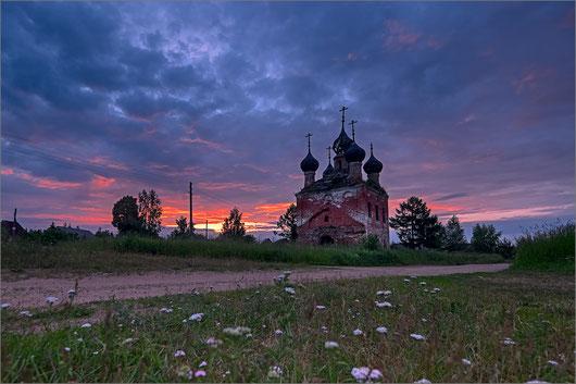 Экскурсия по окрестностям села Вятское