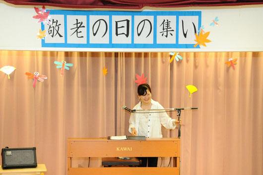 2016/9/16 敬老の日の集い Photo by snapsnap