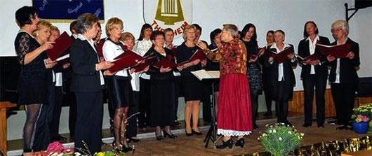 Jubiläumskonzert - 20 Jahre Frauenchor - 2013