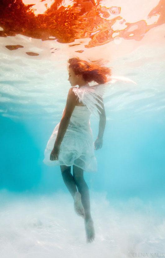 Елена Калис «Подводный ангел»