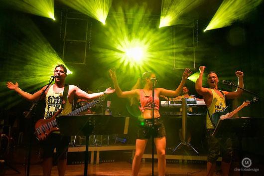 Party Cover Band Sicherheitshalbe - 2017