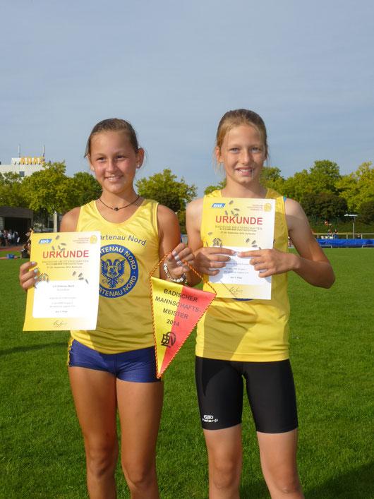 badische Mannschaftsmeisterinnen U14