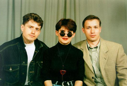 Пырин, Сулицына, Гуляев