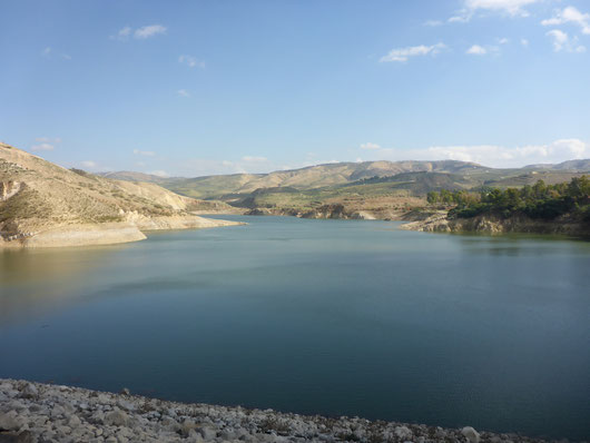 GFA Entec techno-economic study on pumped storage  technology utilization at reservoirs in Jordan