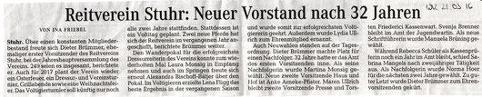 Artikel Weser-Kurier 21.03.2017
