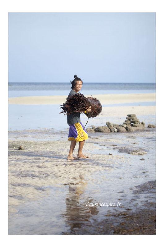 • Sandugan beach • Siquijor, Visayas Philippines