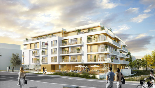 PROGRAMME NEUF - RESIDENCE TOUSSAINT - MAMER - 26 APPARTEMENTS + 12 MAISONS