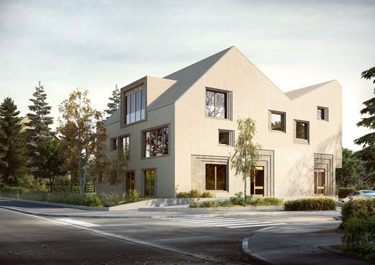 PROGRAMME NEUF - RESIDENCE B58 - BASCHARAGE - 7 APPARTEMENTS