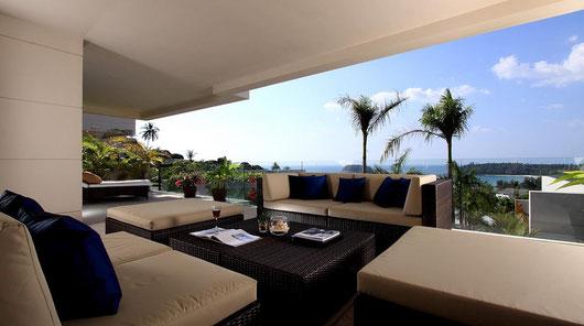 Phuket/Kata: The Heights... Penthouse No. 1