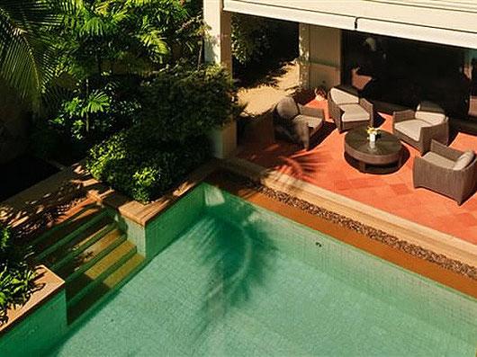 Bang Tao: Mit privatem Strandzugang... 600 qm Meerblick-Poolvilla für bis zu 8 Personen