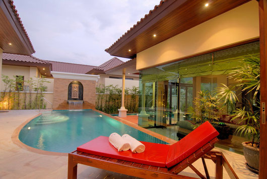 Phuket/Bang Tao: 2-Sz-Thaistyle-Poolvilla
